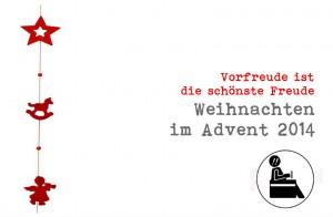 """Unser Flyer für """"Weihnachten im Advent"""""""