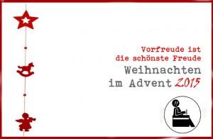 """""""Weihnachten im Advent"""" - ein Festival der Literatur"""