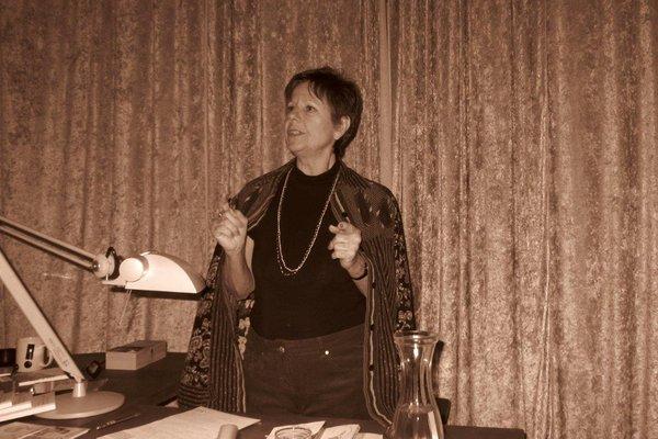 maria Gornikiewicz im read!!ing room