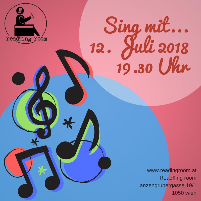 Sing mit read!!ing room