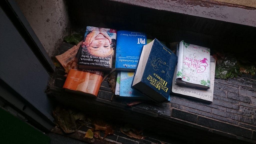 read!!ing room Buchtausch