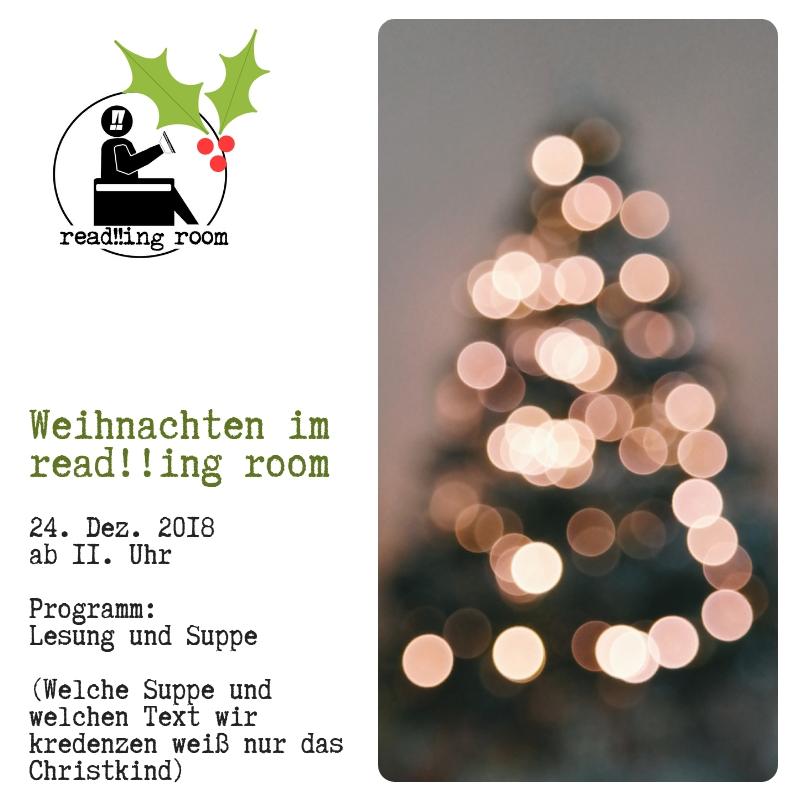 Weihnachten im read!!ing room