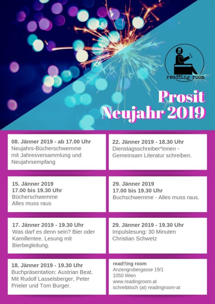 read!!ing room Programm 2019