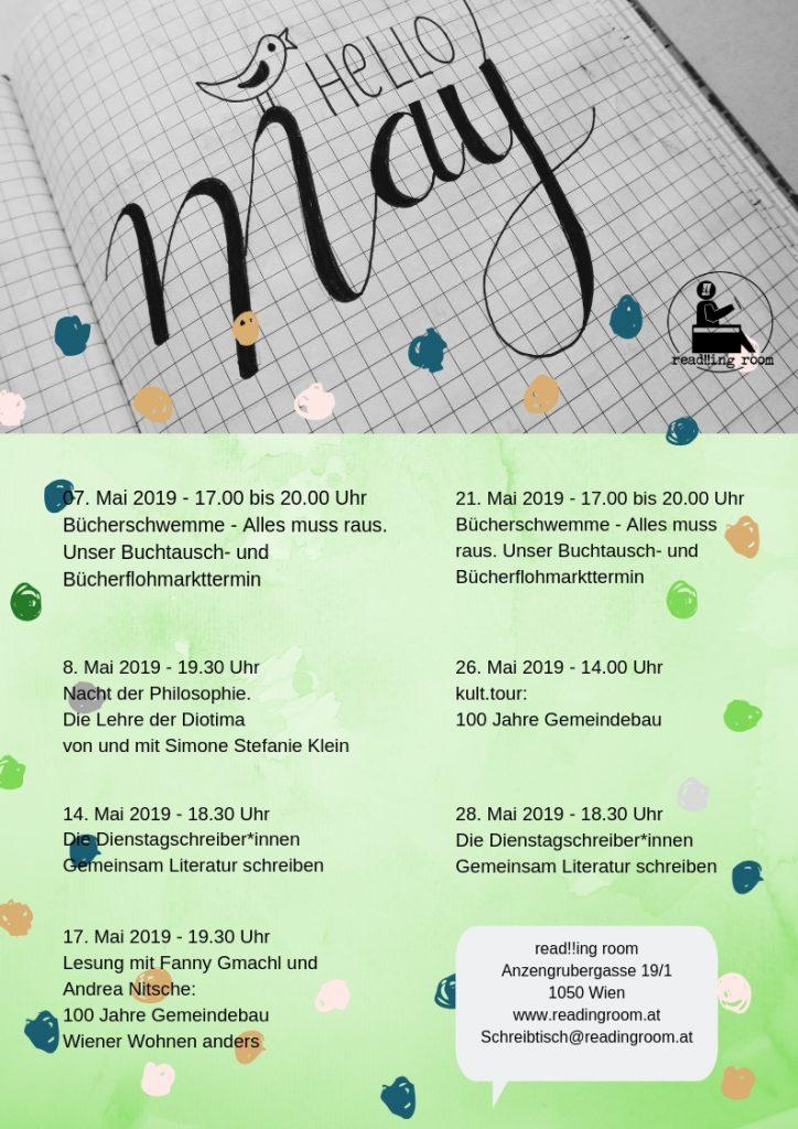 Programm Mai 2019