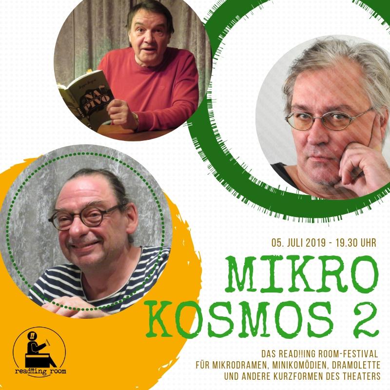 Beyerl, Baumgartner, Jaschke, read!!ing room, Mikrokosmos