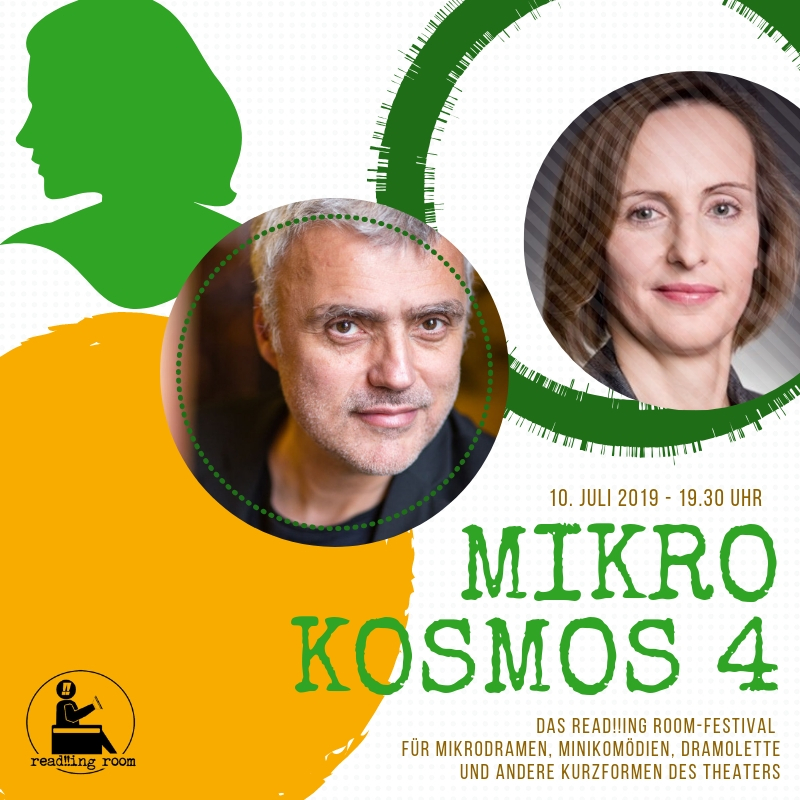 Flehschurz, Fleischmann, Saml, read!!ing room, Mikrokosmos