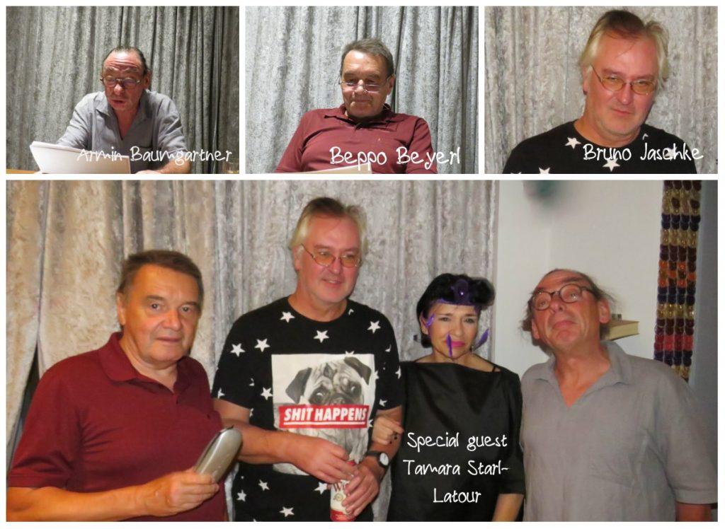 Beyerl, Baumgartner, Jaschke, Starl-Latour