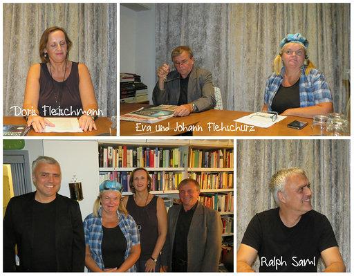 Mikrokosmos Tag 4 read!!ing room Flehschurz Fleischmann Saml