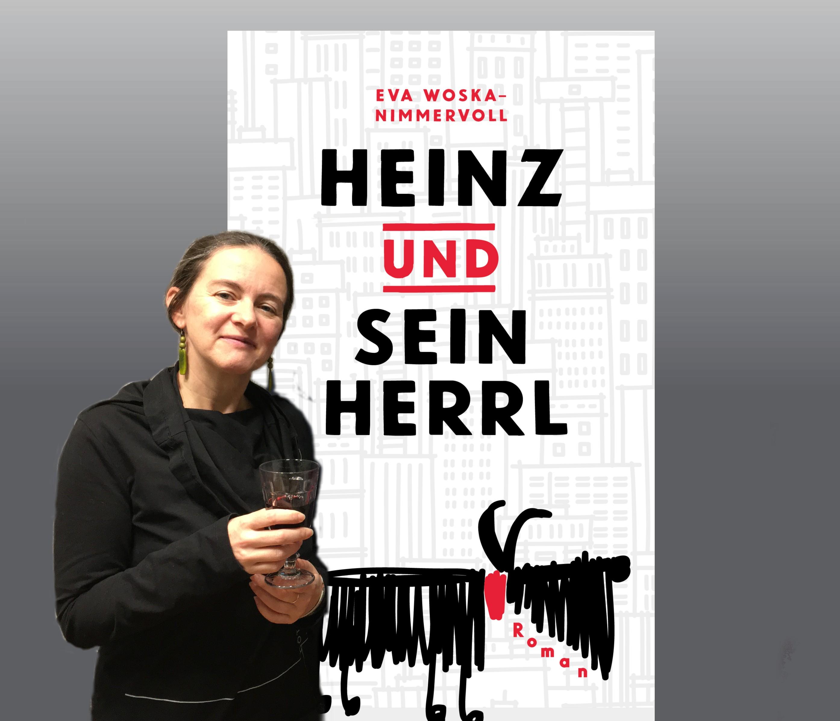 read!!ing room heinz und sein herrl eva woska-nimmervoll