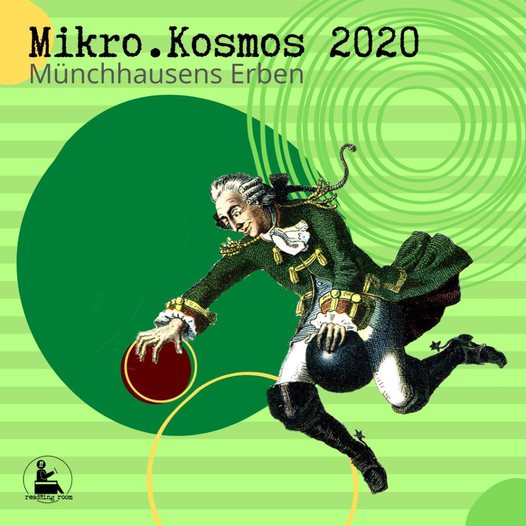 Mikrokosmos read!!ing room Festival 2020