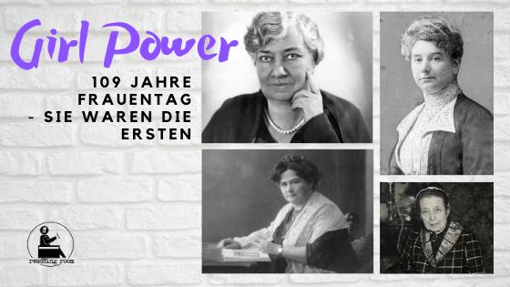Rosa Mayreder, Marianne Hainisch, Elise Richter, Adelheid Popp Vortrag read!!ing room / Home Edition
