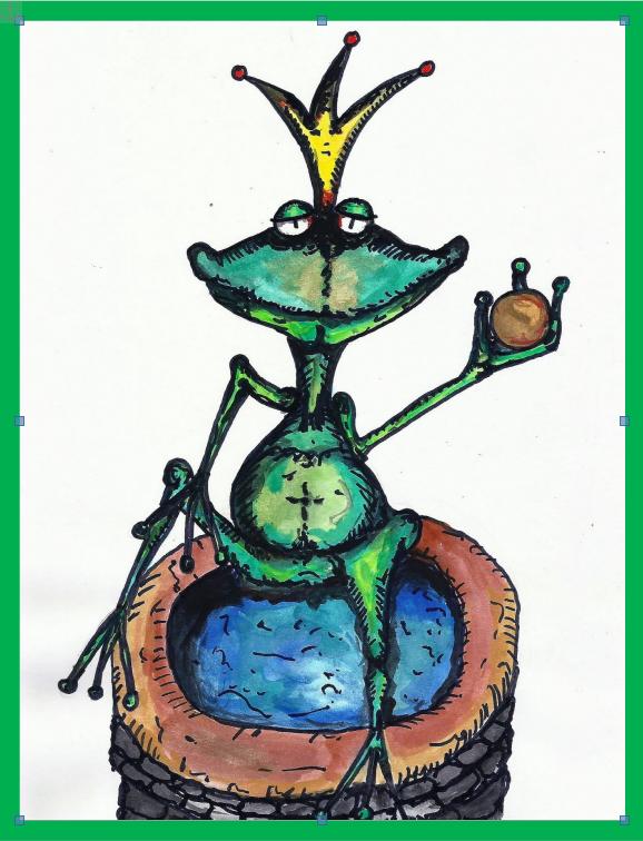 Froschkönig für Erwachsene im read!!ing room von Sven Stäcker