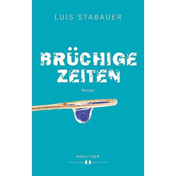 Cover Brüchige Zeiten Luis Stabauer