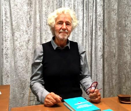 Luis Stabauer Brüchige Zeiten read!!ing room 2. Oktober 2020