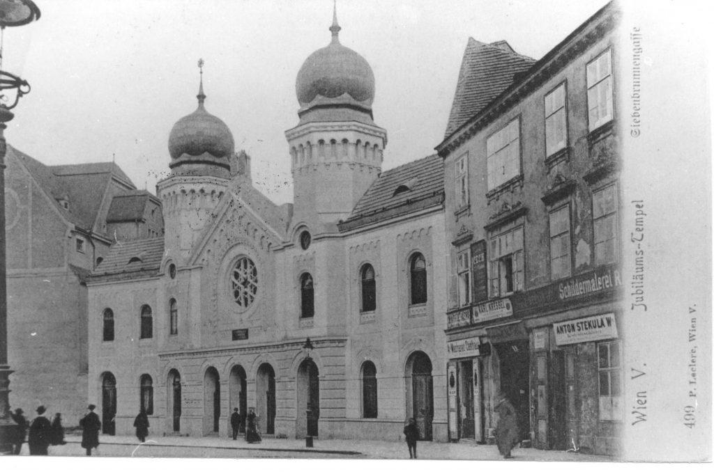 Synagoge Siebenbrunnengasse
